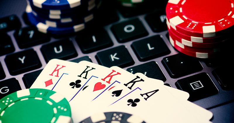 Casino ao vivo: então e agora