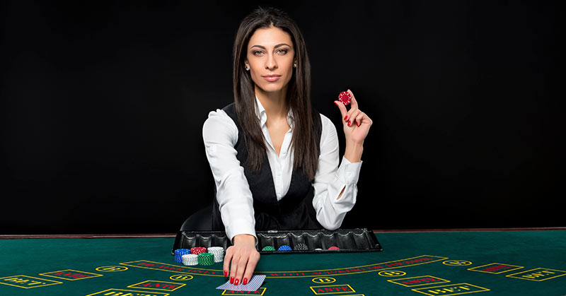 casino online com dealers ao vivo