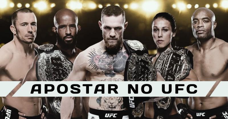 Apostar no UFC & MMA