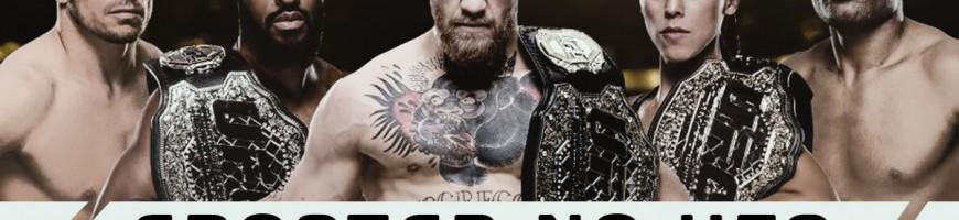 Opinião de apostas online em MMA e UFC em Portugal