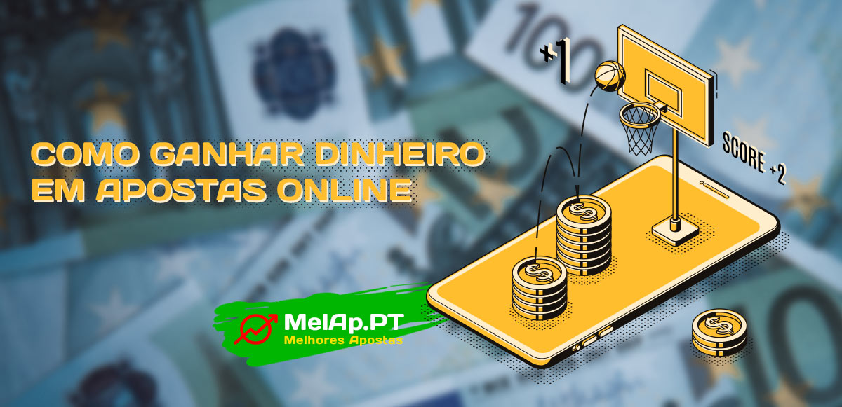 Como ganhar dinheiro em apostas online