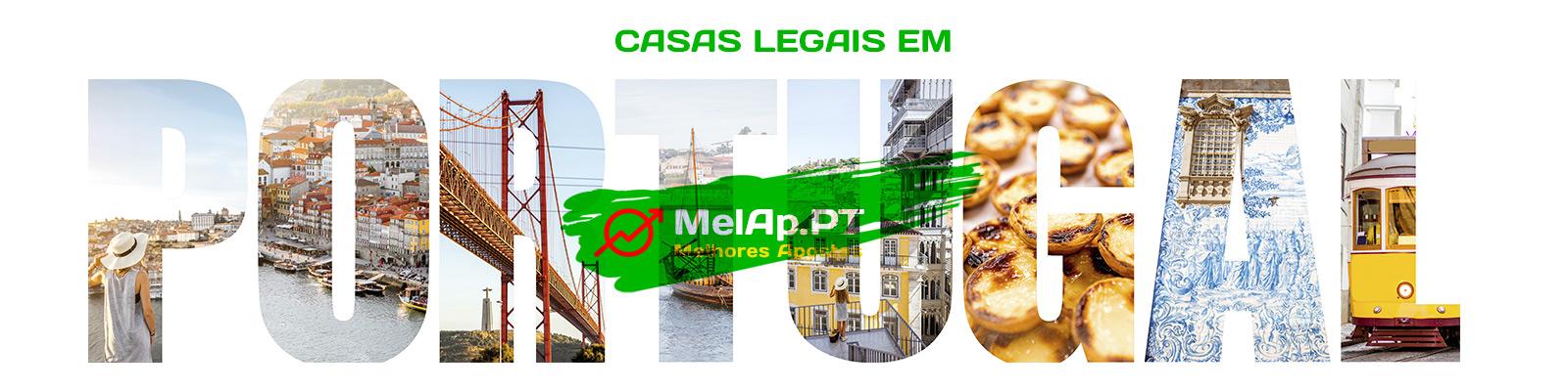 Casas Legais em Portugal