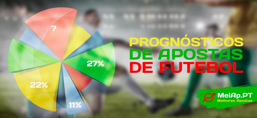 Prognósticos de apostas de futebol