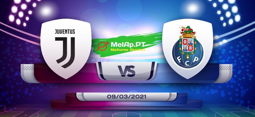 Juventus vs FC Porto - 09/03/2021