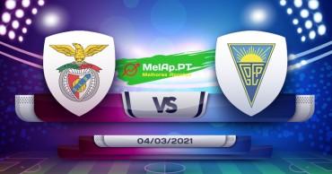 Benfica vs Estoril - 04/03/2021