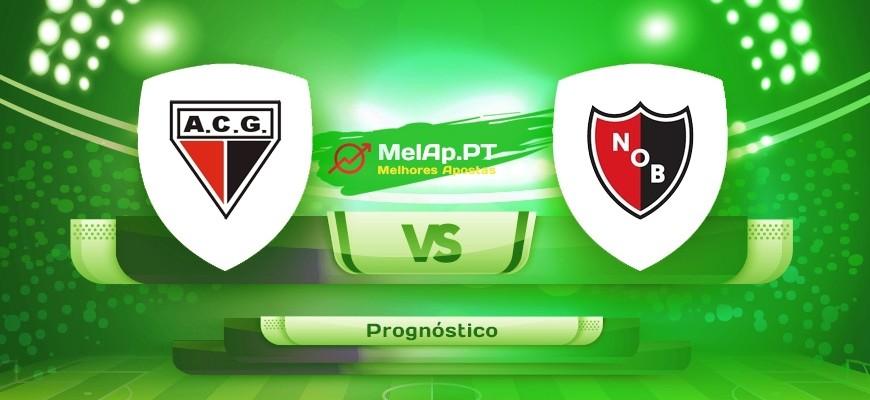 Atlético Goianiense vs Newell´s Old Boys – 21/04-01:15