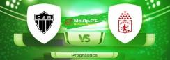 Atletico Mineiro vs America de Cali – 28/04-01:15