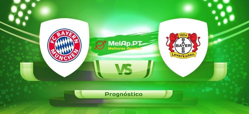 Bayern Munique vs Bayer Leverkusen – 20/04-21:30