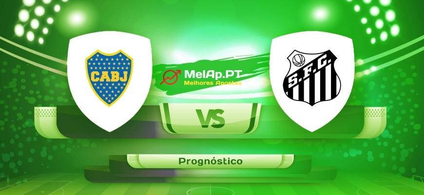 Boca Juniors vs Santos – 28/04-03:30