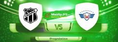 Ceará SC CE vs Club Jorge Wilstermann – 22/04-01:15