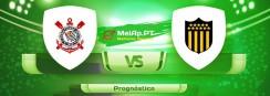 Corinthians vs Penarol URU – 30/04-01:15