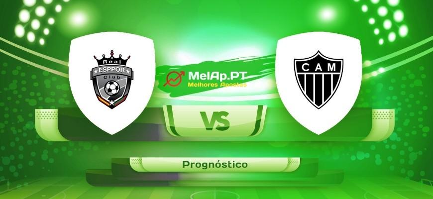 Deportivo La Guaira vs Atletico Mineiro – 22/04-01:00