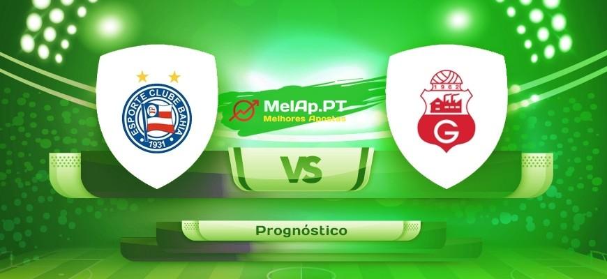 EC Bahia vs Guabira Montero – 28/04-01:15