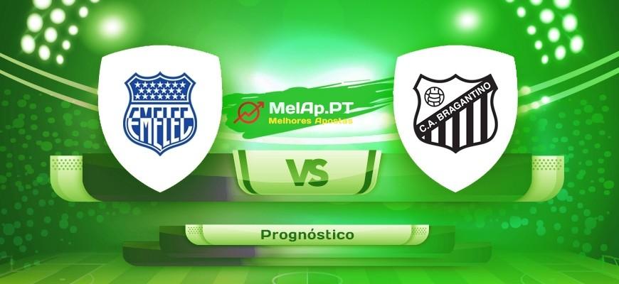 Emelec vs Bragantino-Sp – 29/04-03:30