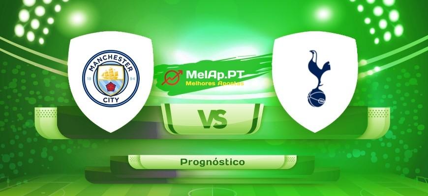 Manchester City vs Tottenham – 25/04-18:30