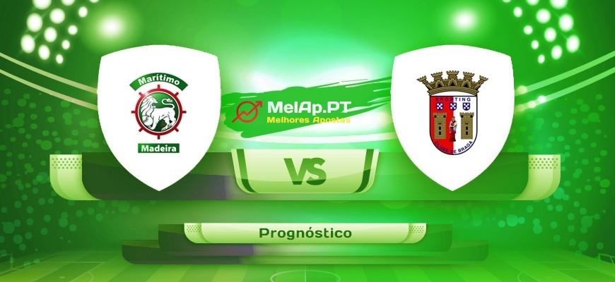 Marítimo vs Braga – 29/04-22:30