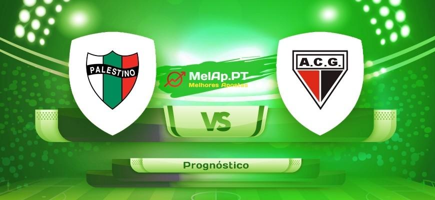 Palestino vs Atlético Goianiense – 30/04-03:30