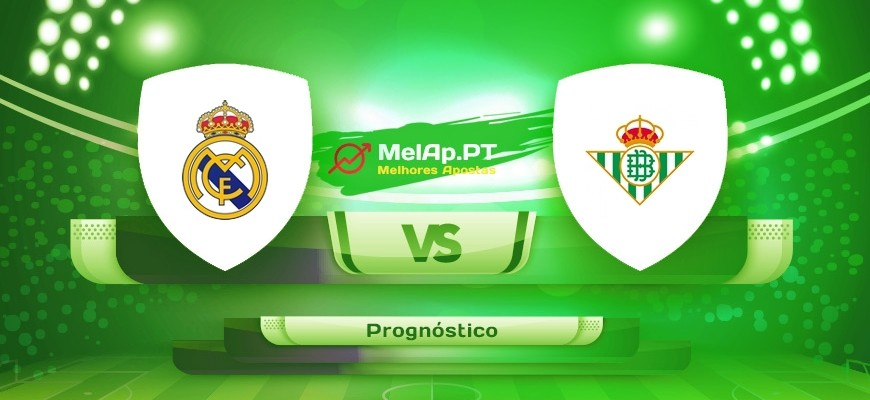 Real Madrid vs Betis – 24/04-22:00
