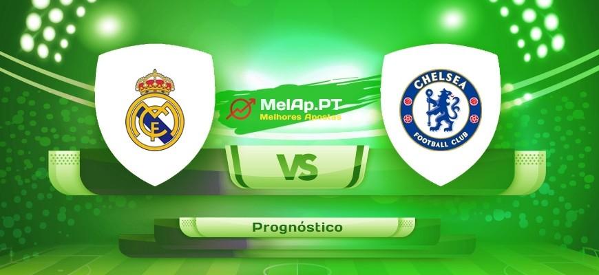 Real Madrid vs Chelsea – 27/04-22:00