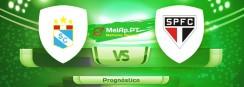 Sporting Cristal vs SAO Paulo – 21/04-03:30