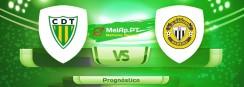 Tondela vs Nacional Madeira – 22/04-17:00