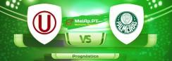 Universitário vs Palmeiras – 22/04-03:00