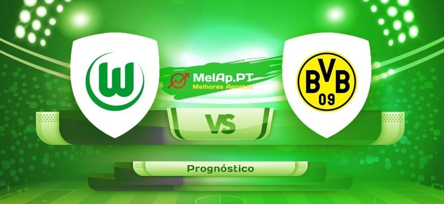 VfL Wolfsburgo vs Borussia Dortmund – 24/04-16:30