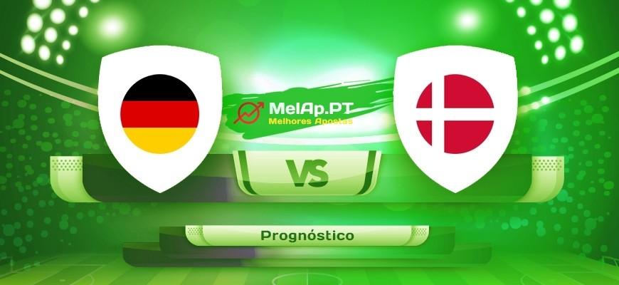 Alemanha vs Dinamarca – 02-06-2021 19:00 UTC-0