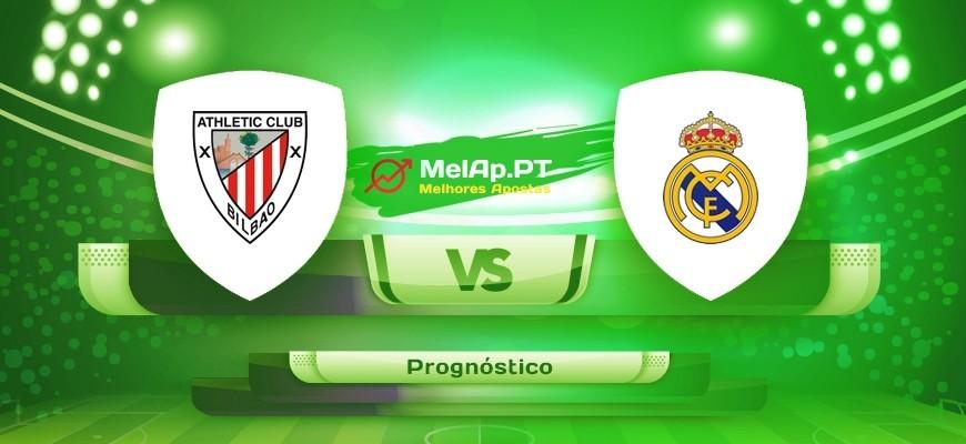 Athletic Bilbao vs Real Madrid – 16-05-2021 16:30 UTC-0