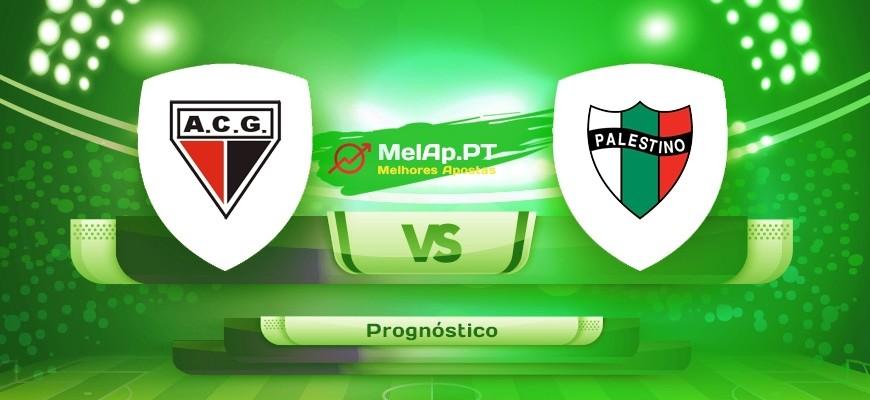 Atlético Goianiense vs Palestino – 13-05-2021 00:30 UTC-0