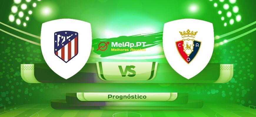 Atlético Madrid vs Osasuna – 16-05-2021 16:30 UTC-0