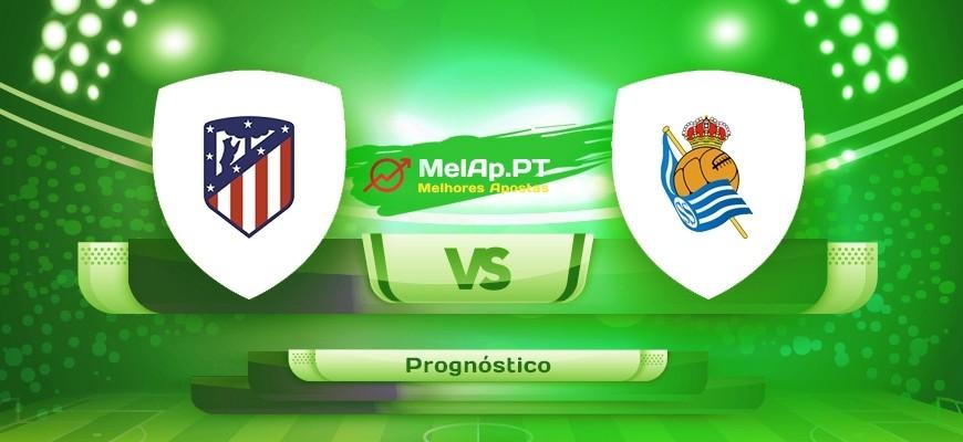 Atlético Madrid vs Real Sociedad – 12-05-2021 20:00 UTC-0