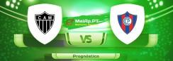Atletico Mineiro vs Cerro Porteno – 05/05-01:15