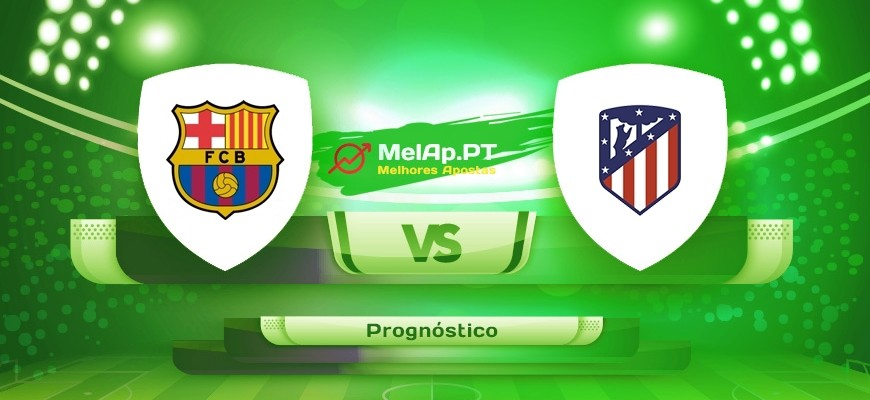 Barcelona vs Atlético Madrid – 08-05-2021 14:15 UTC-0