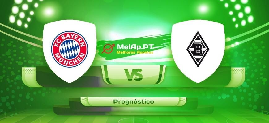Bayern Munique vs Borussia M´gladbach – 08-05-2021 16:30 UTC-0