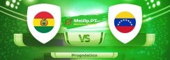 Bolívia vs Venezuela – 03-06-2021 20:00 UTC-0