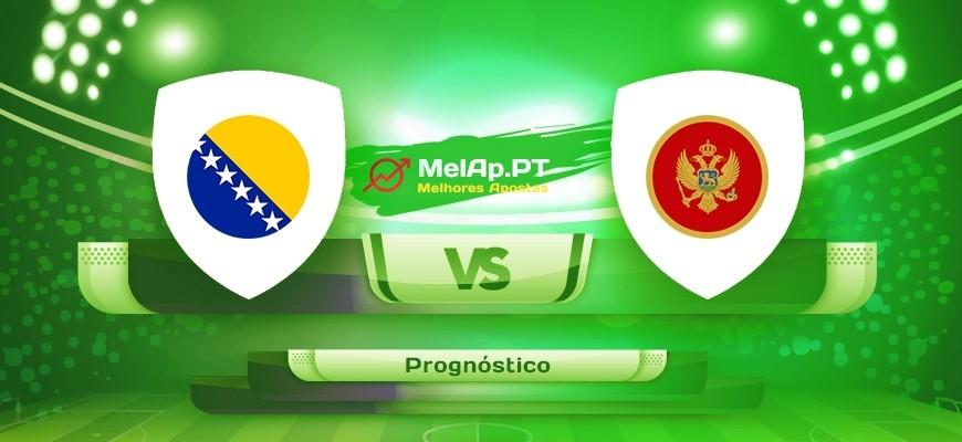 Bósnia e Herzegovina vs Montenegro – 02-06-2021 16:00 UTC-0