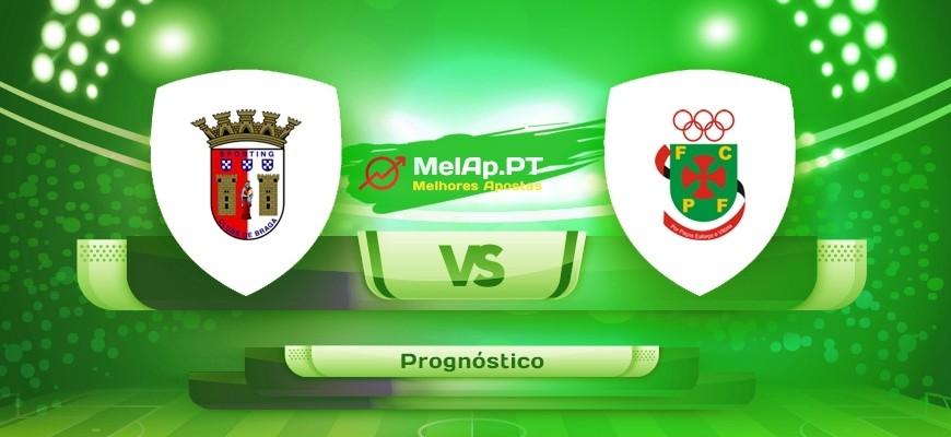 Braga vs Paços Ferreira – 05/05-21:00