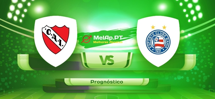 CA Independiente vs EC Bahia – 18-05-2021 22:15 UTC-0