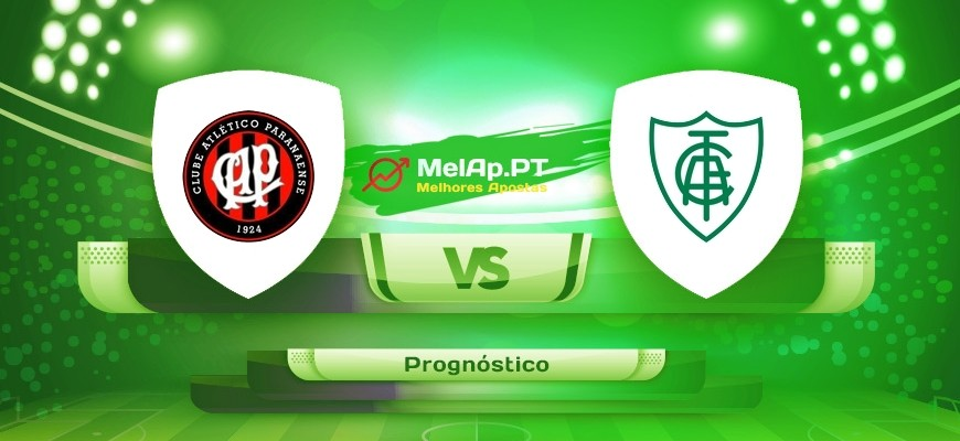 CA Paranaense PR vs América FC MG – 30-05-2021 21:15 UTC-0