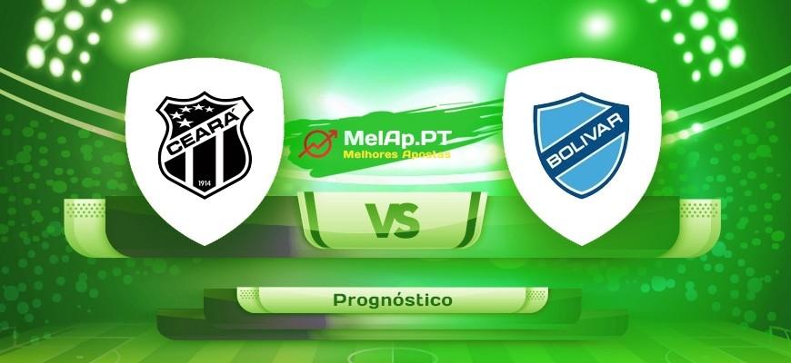 Ceará SC CE vs Bolivar La Paz – 20-05-2021 22:15 UTC-0