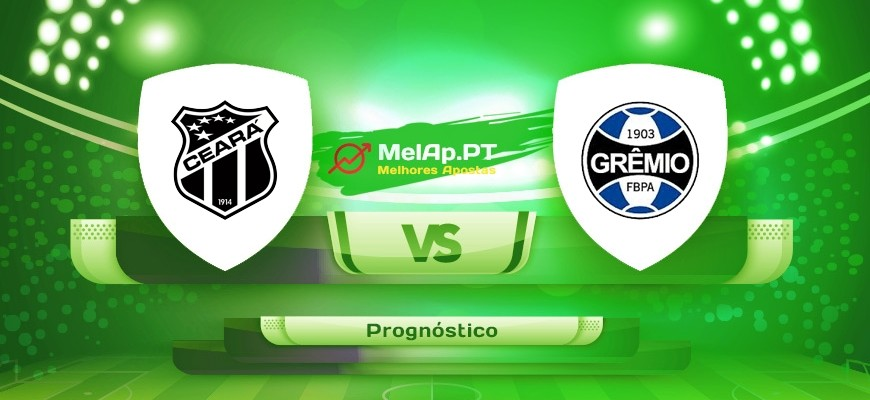 Ceará SC CE vs Gremio FB Porto Alegrense RS – 30-05-2021 19:00 UTC-0