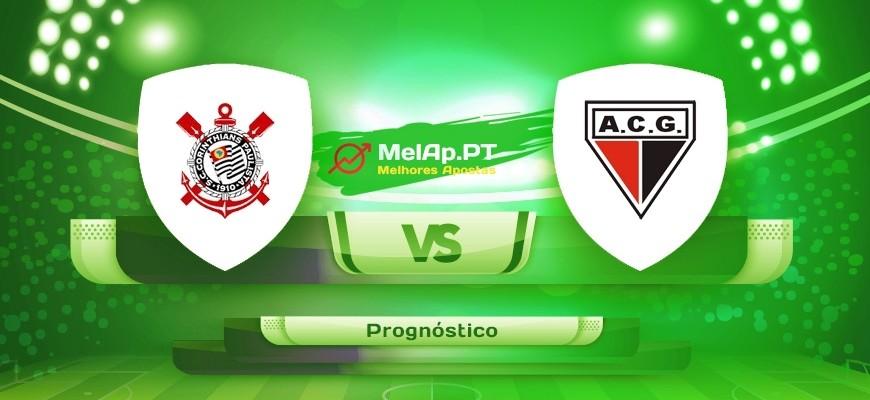 Corinthians vs Atlético Goianiense – 30-05-2021 21:15 UTC-0