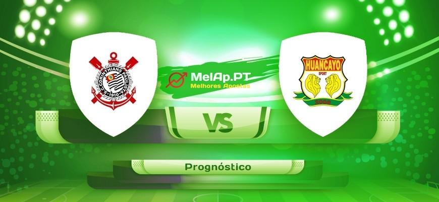 Corinthians vs Sport Huancayo – 21-05-2021 00:30 UTC-0