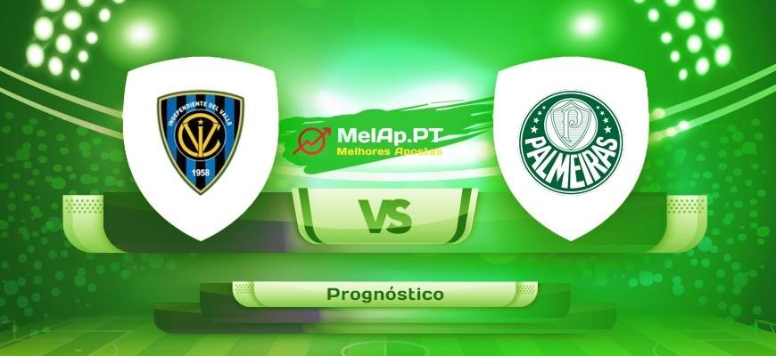 CSD Independiente Del Valle vs Palmeiras – 12-05-2021 00:30 UTC-0