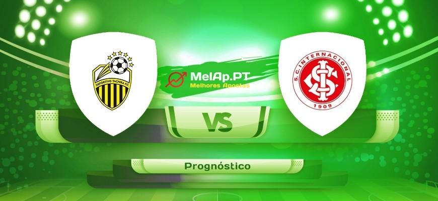 Deportivo Tachira vs Internacional – 11-05-2021 22:15 UTC-0