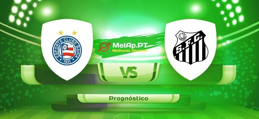 EC Bahia vs Santos – 29-05-2021 23:00 UTC-0