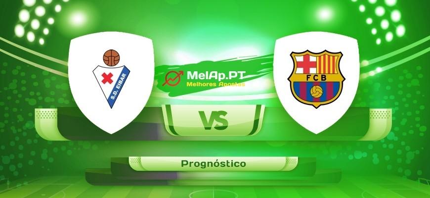 Eibar vs Barcelona – 22-05-2021 16:00 UTC-0