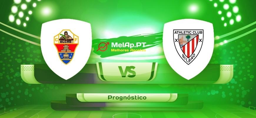 Elche vs Athletic Bilbao – 22-05-2021 16:00 UTC-0