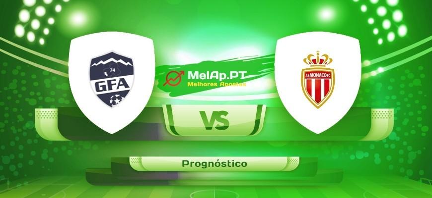 ES Vallières vs Mónaco – 13-05-2021 19:15 UTC-0
